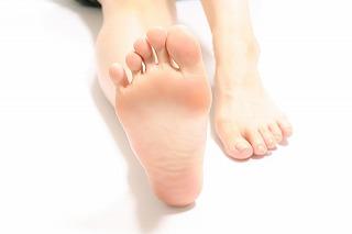 外反母趾の原因と症状