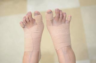 足裏バランス療法