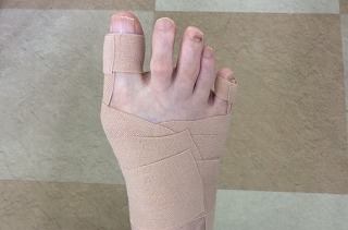 足裏バランス療法の写真